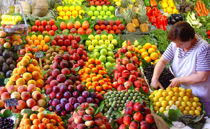Les Fruits au Coeur du Marché